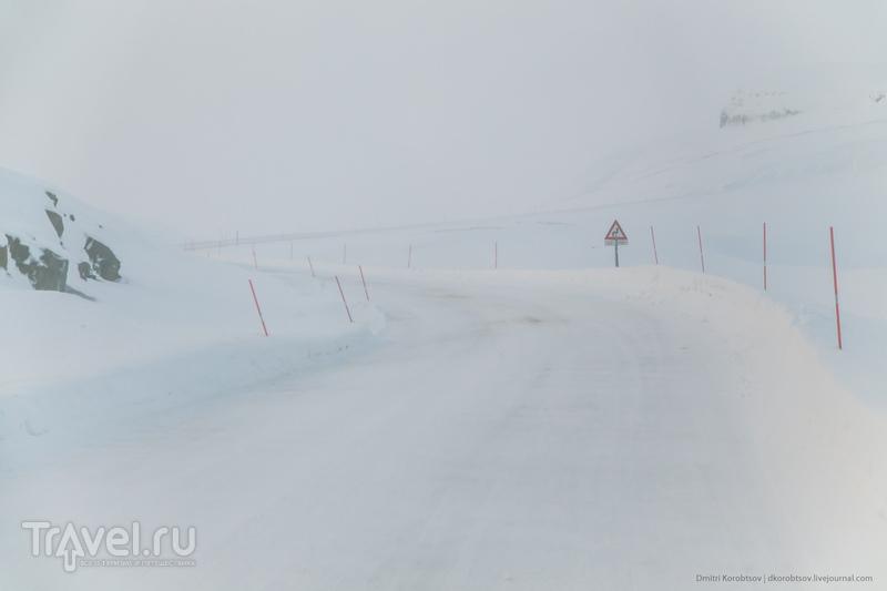 Нордкап, зима на краю света / Норвегия