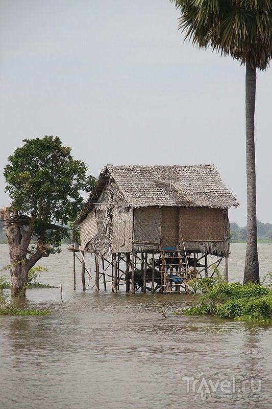 Озеро Тонлесап, Камбоджа / Фото из Камбоджи