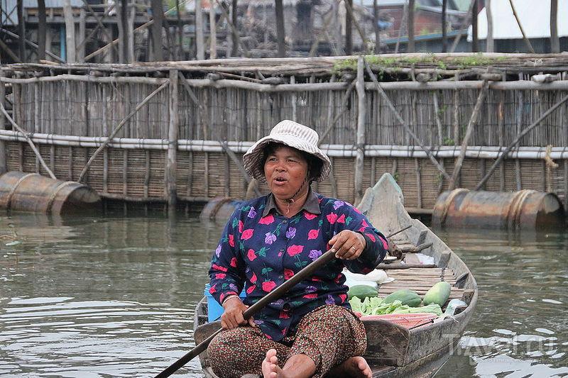 The Spirit of Indochina. Озеро Тонлесап, Камбоджа / Фото из Камбоджи