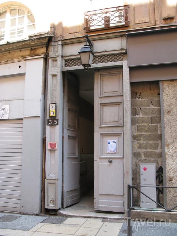 Трабули Лиона / Франция