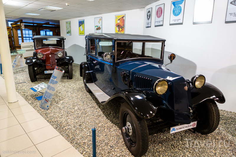 Музей Татры в город Копрживнице, Чехия / Фото из Чехии