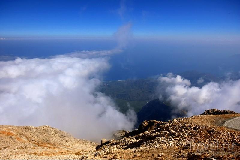 Горная вершина Тахталы, Турция / Фото из Турции