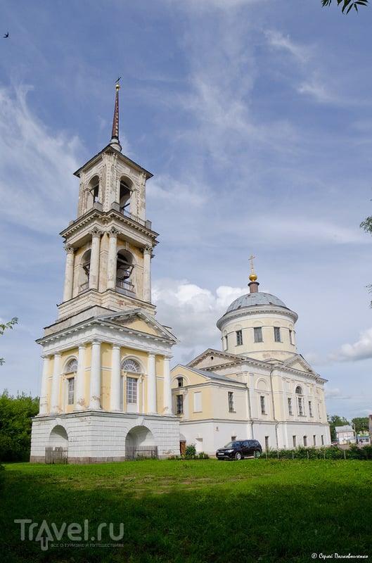 Ильинская церковь в Торжке, Россия / Фото из России