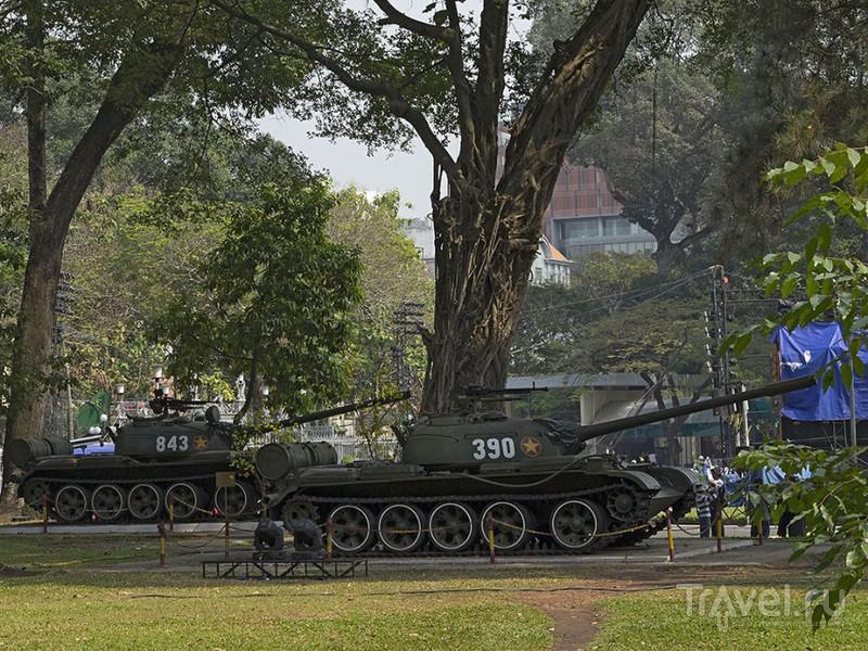 Дворец воссоединения в Хошимине, Вьетнам / Фото из Вьетнама