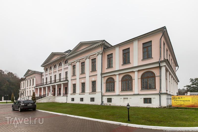 Усадьба Дубровицы или давние исторические тайны и интриги... / Россия