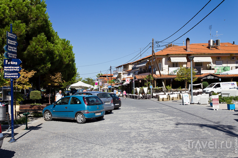 Греция. Поселок Ханиоти / Фото из Греции