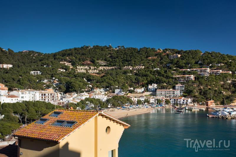В городе Llafranc, Испания / Фото из Испании