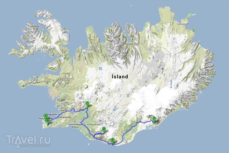 Черные пляжи Исландии и знакомство с местными дорогами не для всех / Фото из Исландии