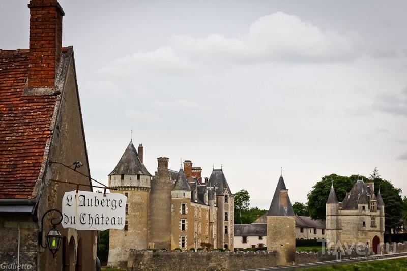 Отель Château De Razay (Франция)