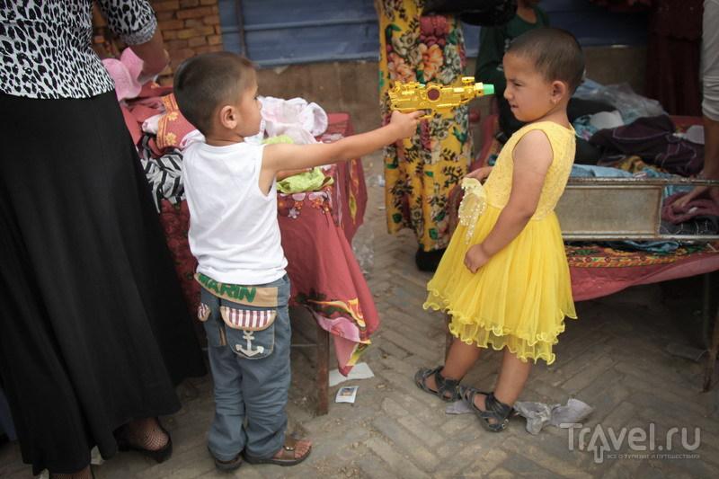 На внедорожниках в Тибет. Кашгар - Урумчи / Китай