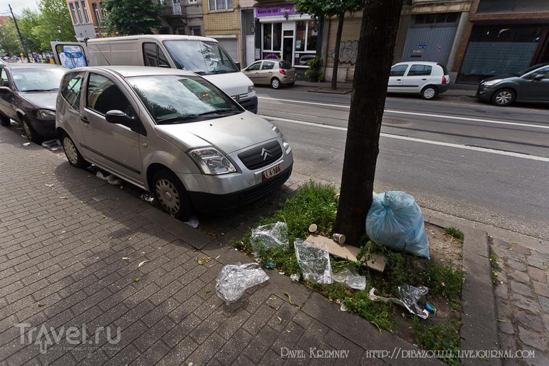 Брюссель. Неевропейская столица Европы / Бельгия