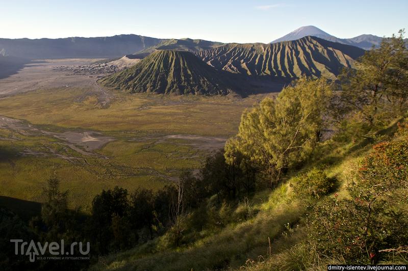 Кальдера Тенгер, Вулкан Бромо (Gunung Bromo), о. Ява / Индонезия