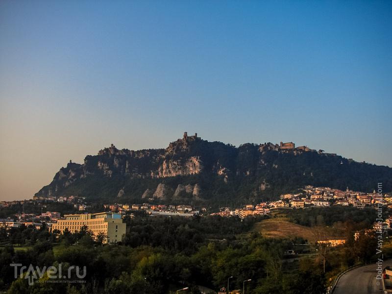 Сан-Марино, или город на горе / Сан-Марино