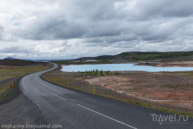 Окрестности озера Миван / Исландия