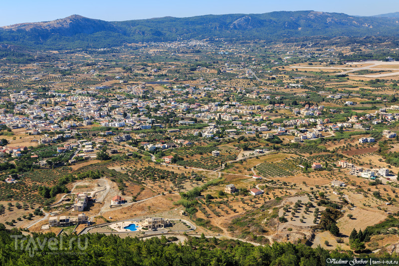 На острове Родос, Греция / Фото из Греции