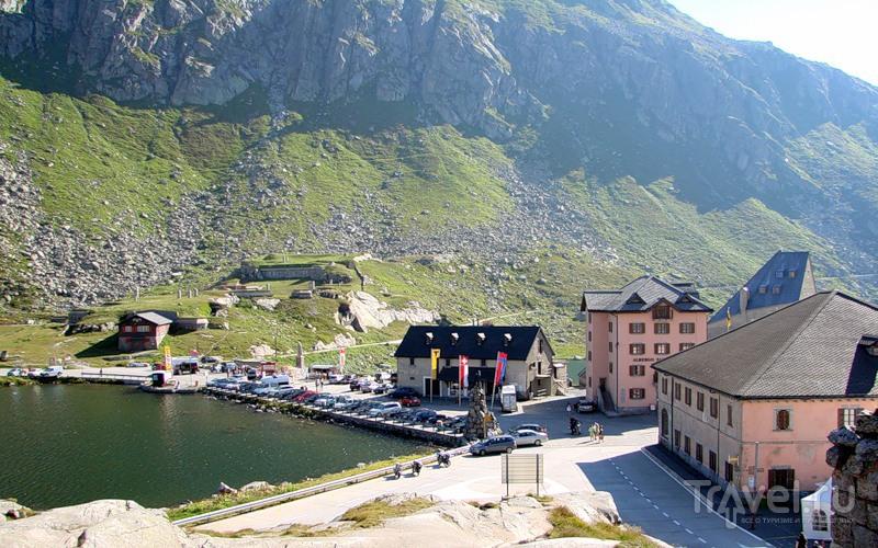 Перевал San Gottard / Швейцария