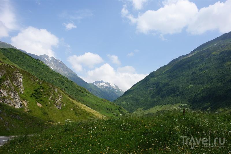 В альпах / Швейцария
