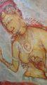 Роспись в храме / Шри-Ланка
