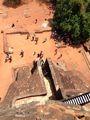Сигирия. Вид сверху / Шри-Ланка
