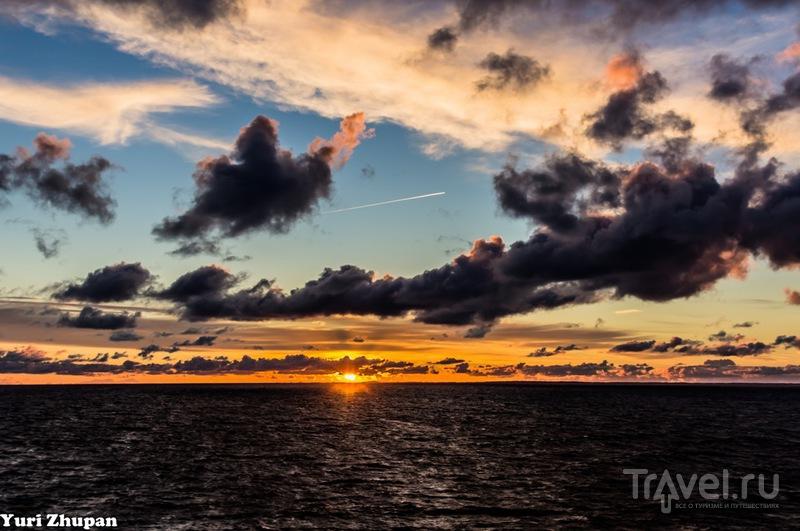 Вдоль северных морей. Балтийское / Норвегия