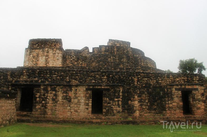 Полуостров Юкатан. Эк-Балам и Рио-Лагартос / Мексика