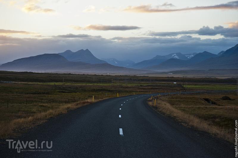 В Исландии / Фото из Исландии