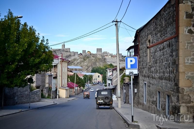 Из Тбилиси в Ахалцихе / Грузия