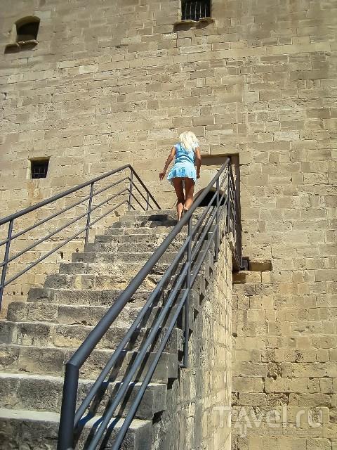 Замок Колосси (Kolossi - Κολόσσι) / Кипр