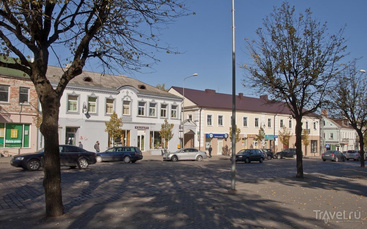 Даугавпилс - Каунас, осенняя велопрогулка / Латвия