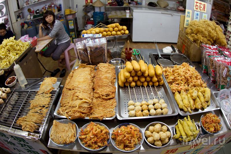 Тайвань. Золото и останцы / Тайвань