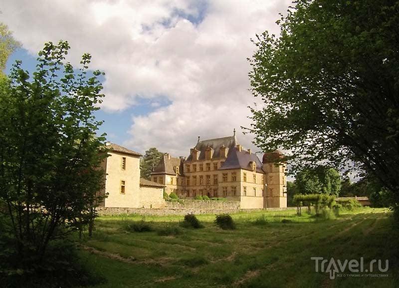 Шато-де-Флешер, Франция / Фото из Франции