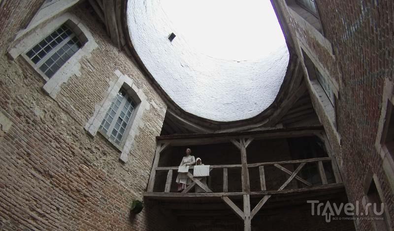 Путешествие по замкам Бургундии / Фото из Франции