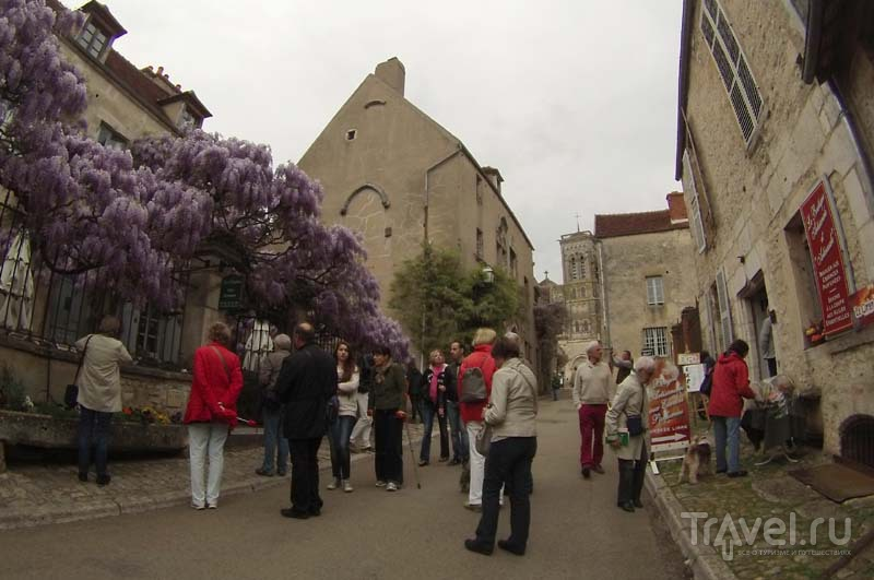 В городе Везле, Франция / Фото из Франции