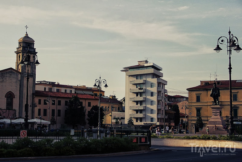 ЕвроТур'13. Пиза / Италия
