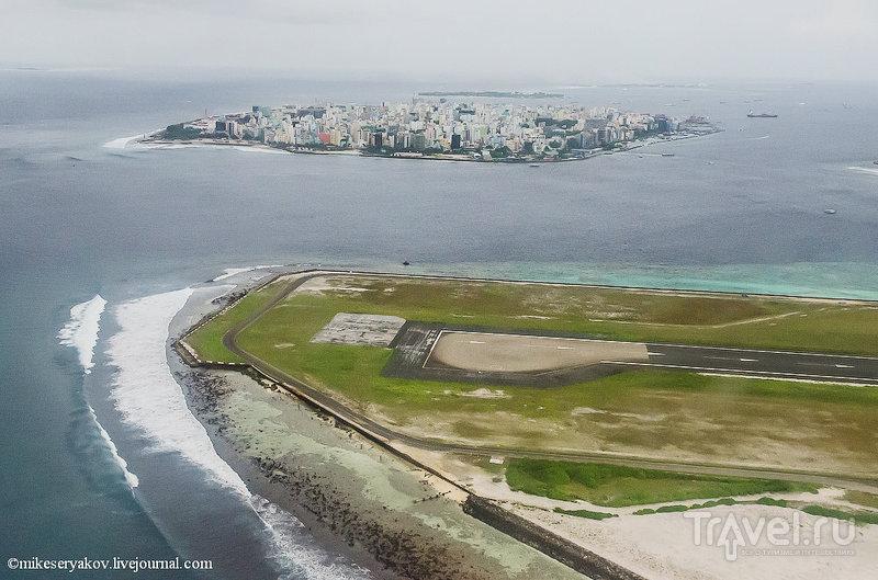 Прибытие на Мальдивы. Остров - Аэропорт