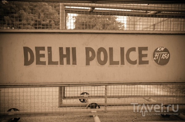 Incredible India. Delhi / Индия