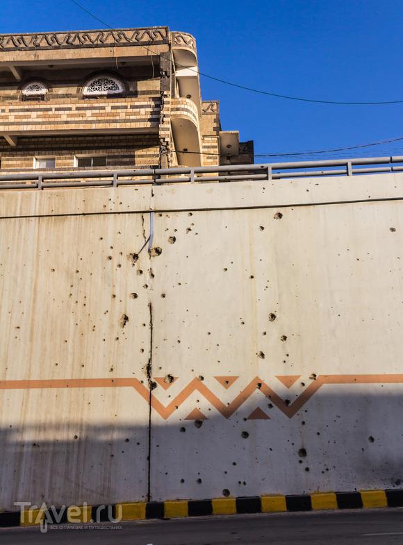 В городе Сана, Йемен / Фото из Йемена