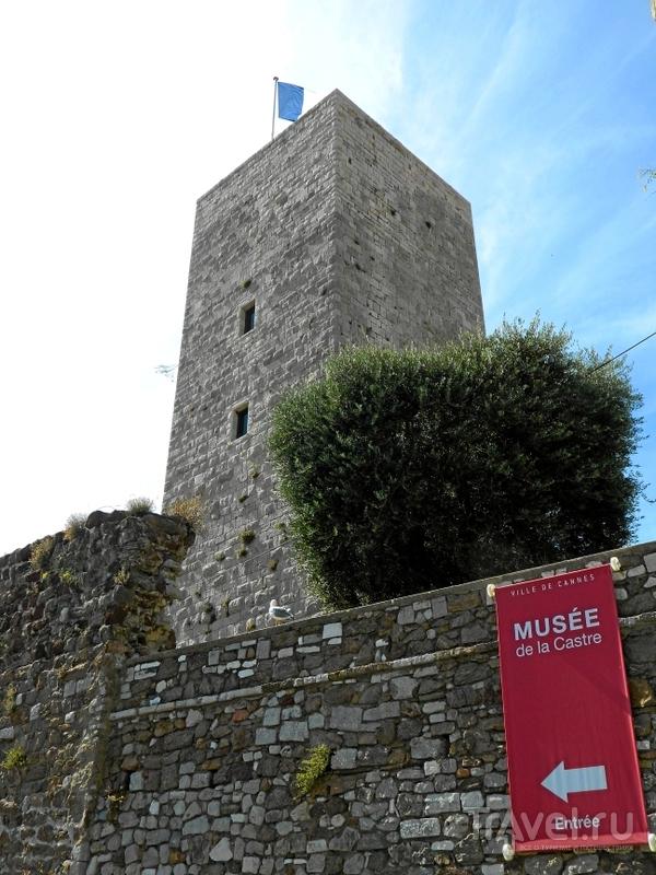 Башня Сюке в Каннах, Франция / Фото из Франции