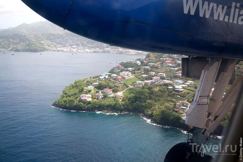 Город Кингстаун, Сент-Винсент / Фото с Сент-Винсента и Гренадин