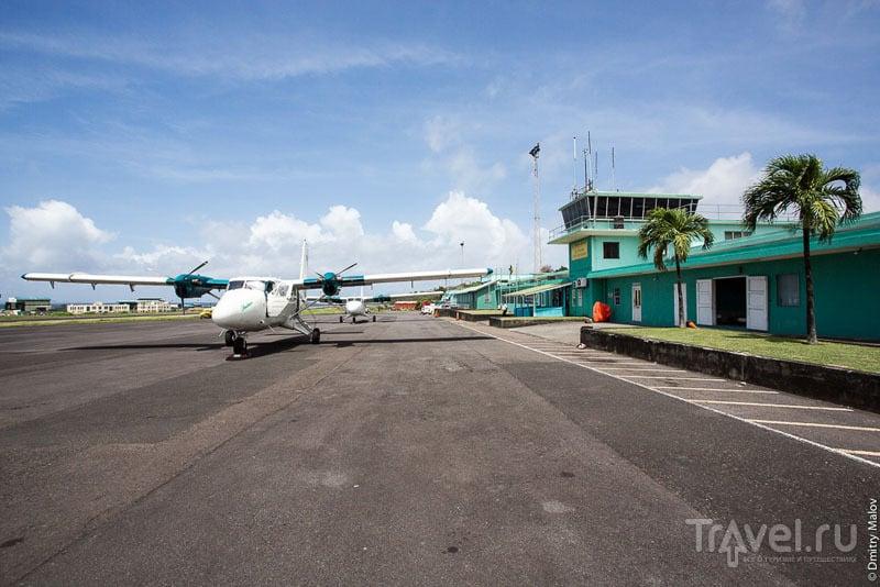 Аэропорт Joshua, Сент-Винсент / Фото с Сент-Винсента и Гренадин