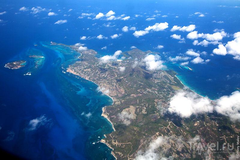 Остров Карриаку, Гренада / Фото с Сент-Винсента и Гренадин