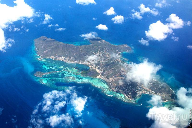 Остров Юнион, Сент-Винсент / Фото с Сент-Винсента и Гренадин