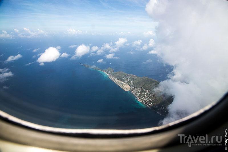 Остров Бекия / Фото с Сент-Винсента и Гренадин