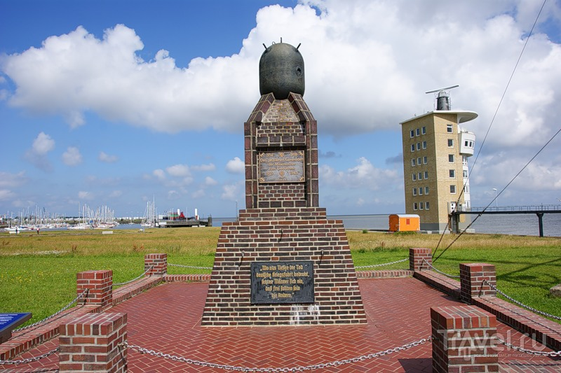 Памятник морским сапёрам / Германия