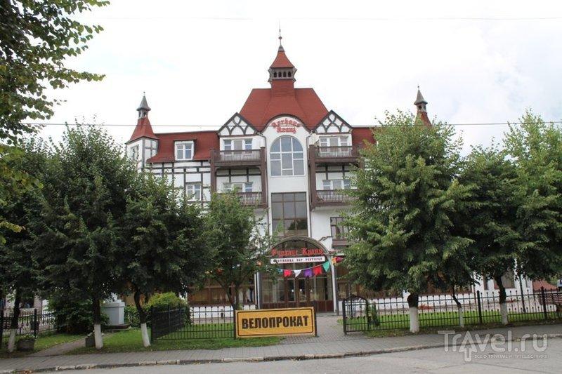 Куршская коса, Зеленоградск и Светлогорск / Россия