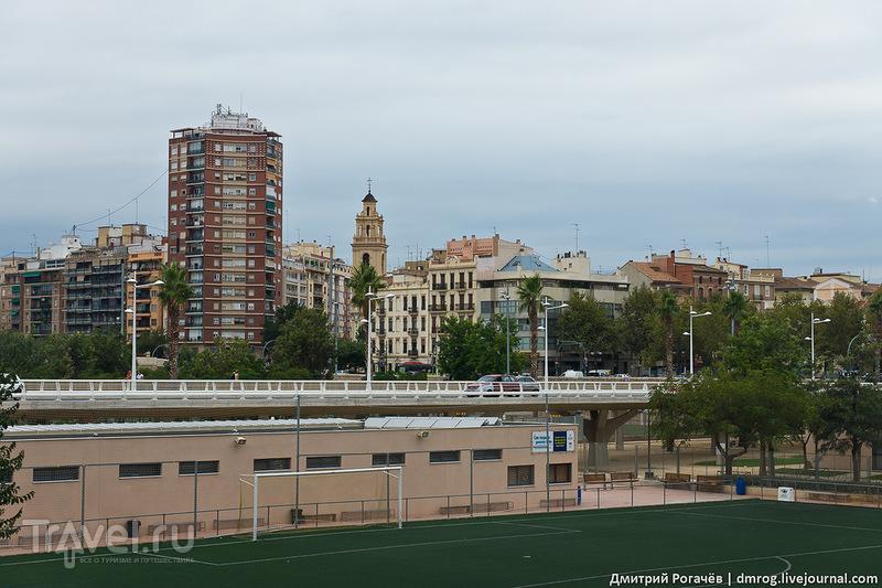 Валенсия. Мосты через сушу / Фото из Испании