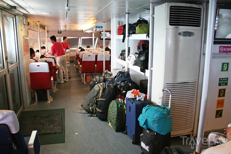 Транспорт на Филиппинах (опыт отпуска) / Филиппины