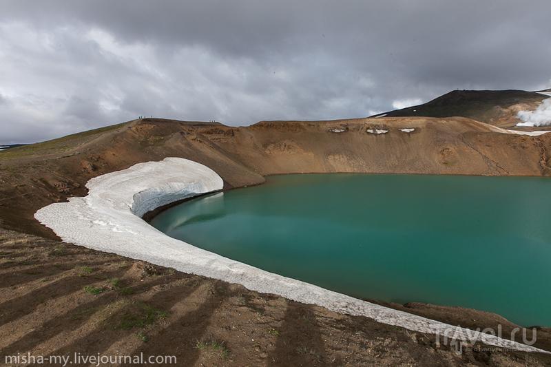 Вулкан Крафла, водопад Деттифосс, каньон Аусбирги / Исландия