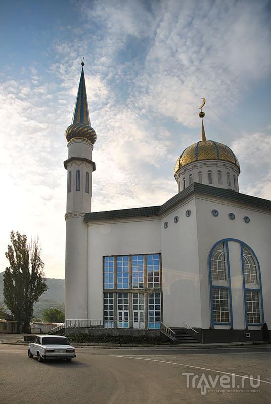 В Карачаевске, Россия / Фото из России