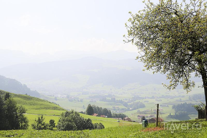 Гастрономический Аппенцелль / Швейцария